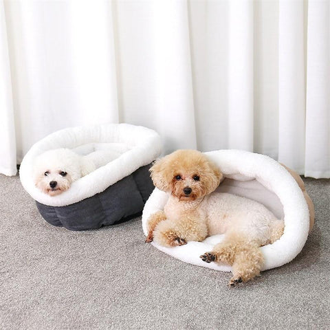 Pet Cat Dog Bed Warming Pod
