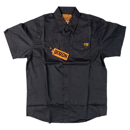 FOX x DIXXON Collaboration Heavy Duty Shop Shirt