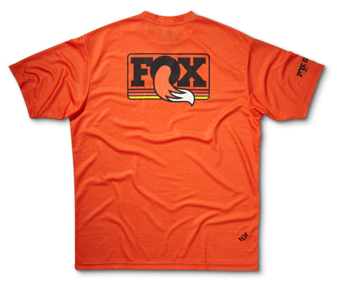 2016, FOX Heritage Ride SS Jersey, Orange Heather