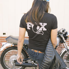 Women's Ride 2.0 Tee, Black