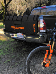 "FOX, Truck Pad 2.0, 61"", L/XL, Black/Orange"