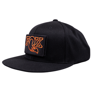 Stache Patch Snapback Hat