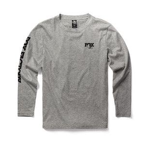 Logo Youth LS Tee
