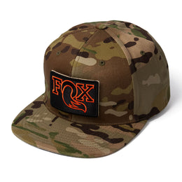 Patch Snapback Hat