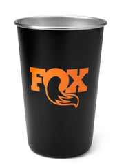 FOX Heritage Stainless Steel Pint, Black