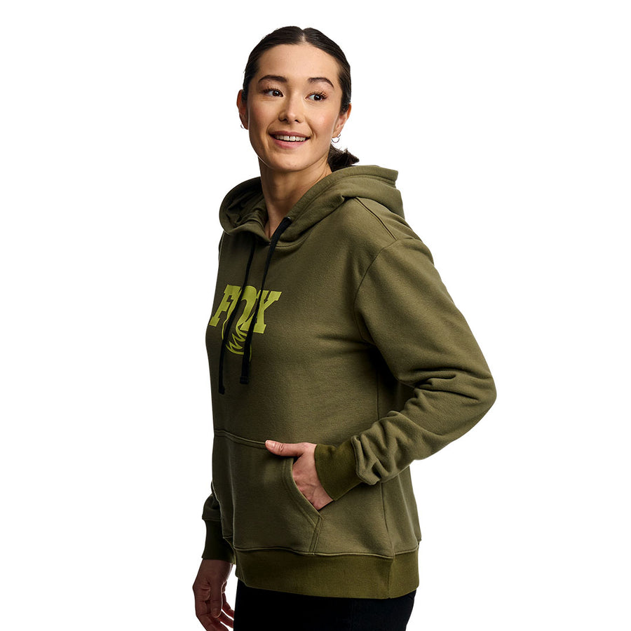All Day Women's Pullover Hoody