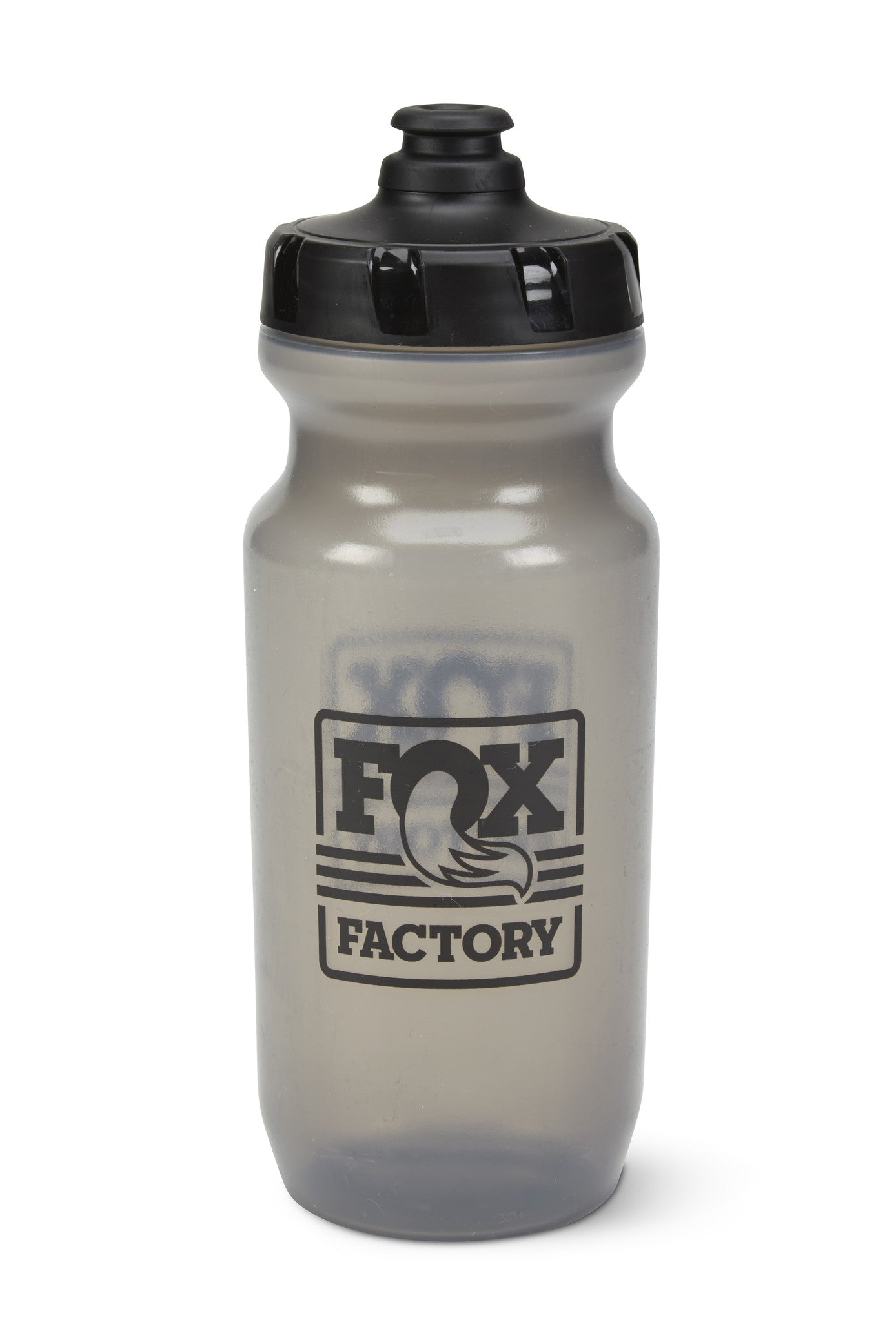 FOX Water bottle, 21oz, Smoke/Black