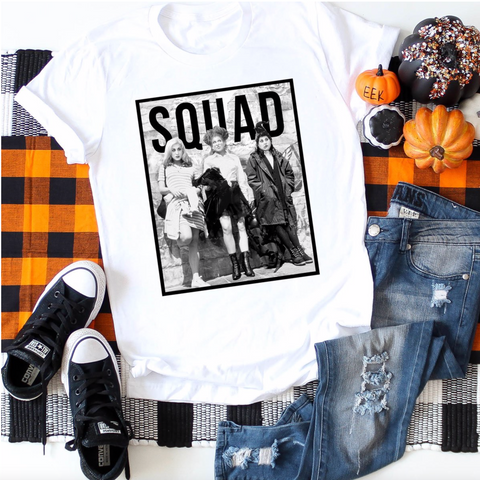 Squad Hocus Pocus Halloween Shirt - monkey see boutique