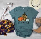 It's Fall Y'all Shirt - monkey see boutique