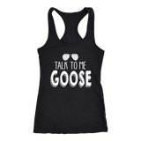 Talk To Me Goose Tank - monkey see boutique