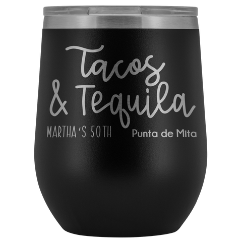 Tacos and Tequila - monkey see boutique