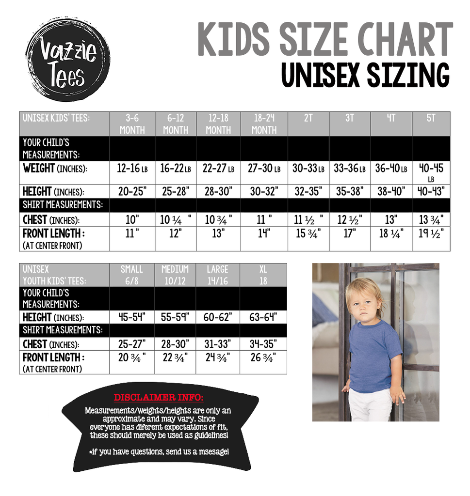 """Eight Roaring Nights"" - Kids & Adult Sizes, Vazzie Tees"