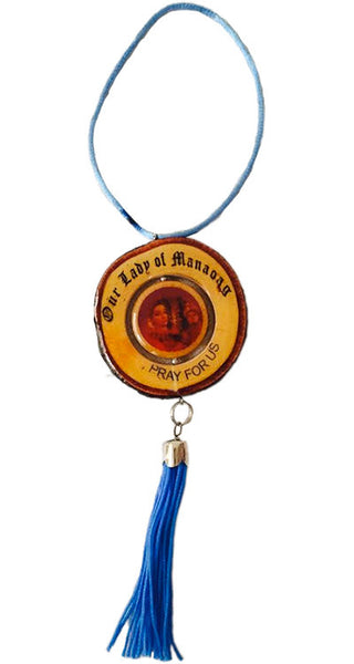 Our Lady of Manaoag - Hanging ornament