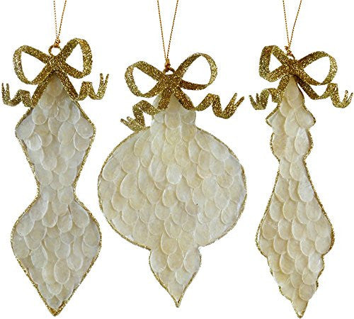 Ornaments - Sassy 3 pack