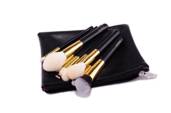 15 PC LUXURY GOLD FACE & EYE SET