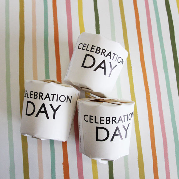 Candle Of The Week: Celebration Day