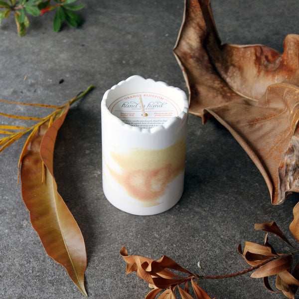Candle Of The Week: Orange Blossom