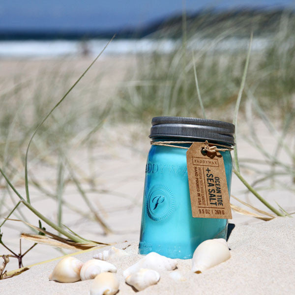Candle Of The Week - Ocean Tide & Sea Salt