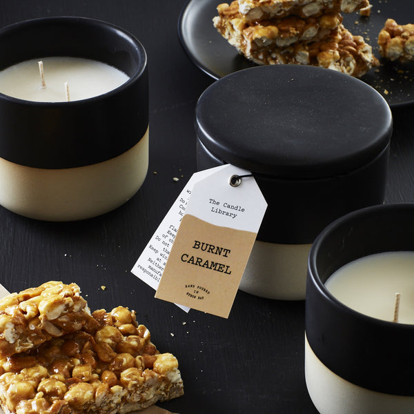 Candle of the Month: Burnt Caramel