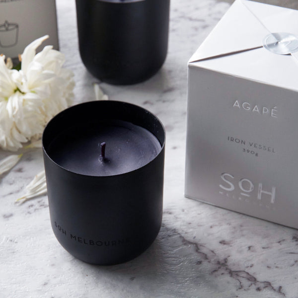 Candle Of The Week: Agapé