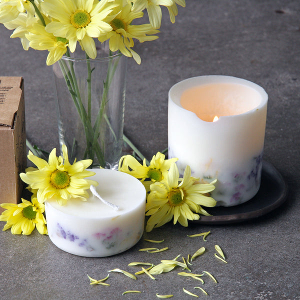 Candle Of The Week: Wild Flowers