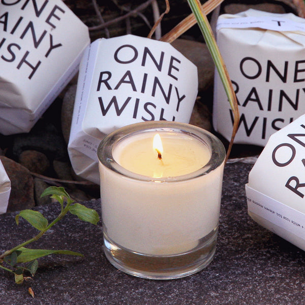 Candle Of The Week: One Rainy Wish
