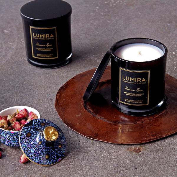 Candle Of The Week: Persian Rose