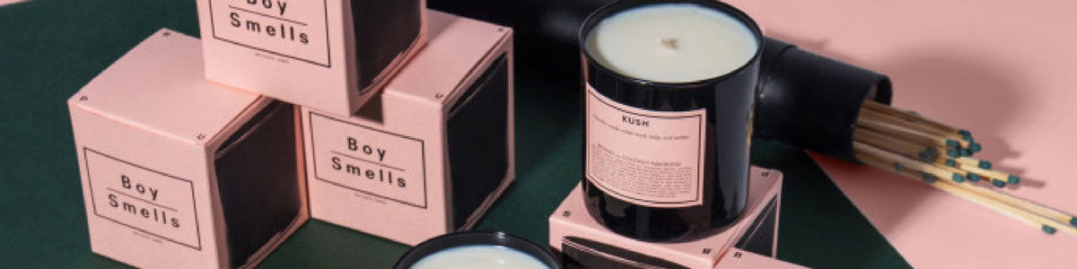 Boy Smells – The Candle Library
