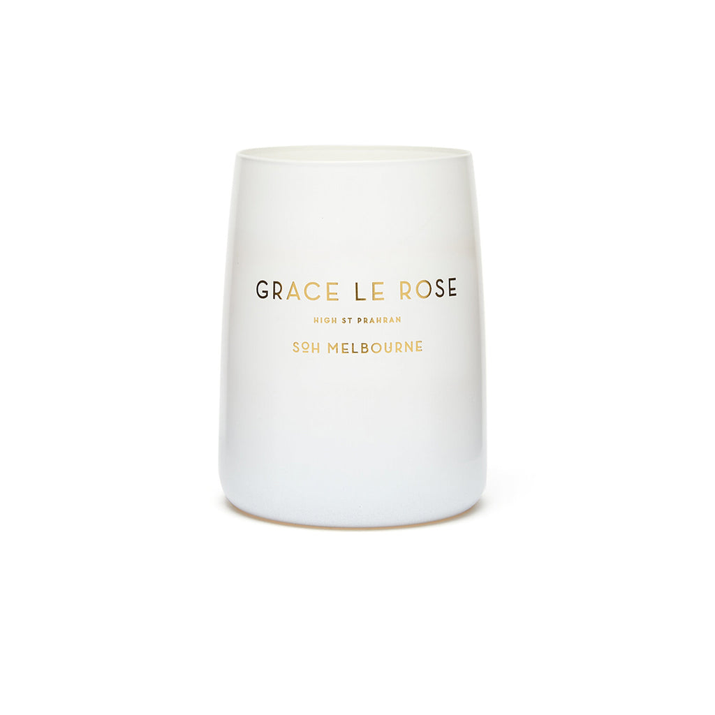 Grace Le Rose White