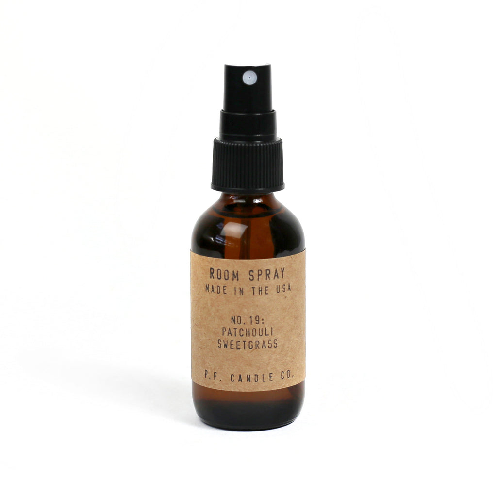 Patchouli Sweetgrass Room Spray