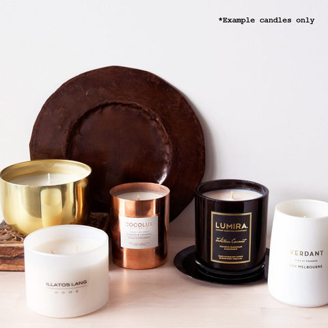 3 Month Luxe Candle Subscription - $75/Month