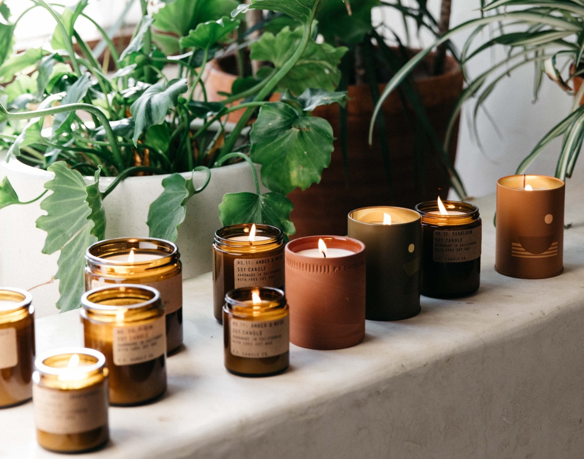 P.F. Candle Co