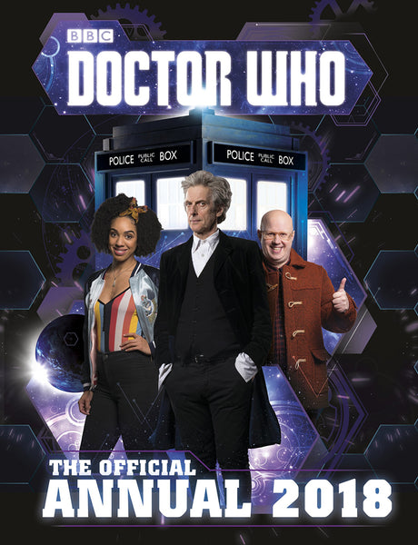 """Doctor Who: The Official Annual 2018"" by BBC"