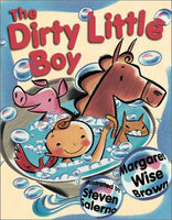 """The Dirty Little Boy"" by Margaret Wise Brown"