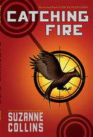 """Catching Fire (Hunger Games Book 2)"" by Suzanne Collins"