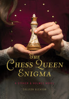 """The Chess Queen Enigma"" by Colleen Gleason"