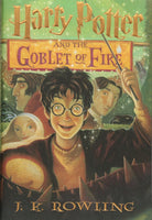 """Harry Potter And The Goblet Of Fire (Book 4)"" by J.K. Rowling"