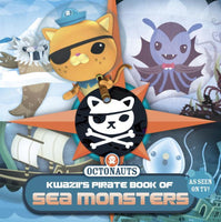 """Kwazii's Pirate Book of Sea Monsters (Octonauts)"" by Grosset & Dunlap"
