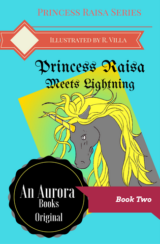 Princess Raisa Meets Lightning