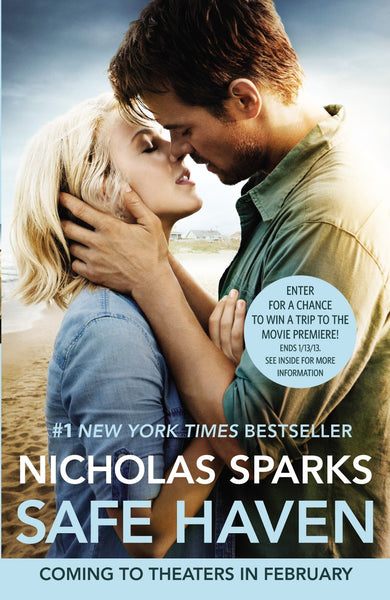 """Safe Haven"" by Nicholas Sparks"