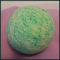 Sock It To Me - Eucalyptus Bath Bomb