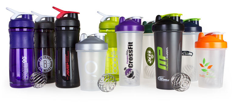 The Best Custom Shaker Bottles for 2016