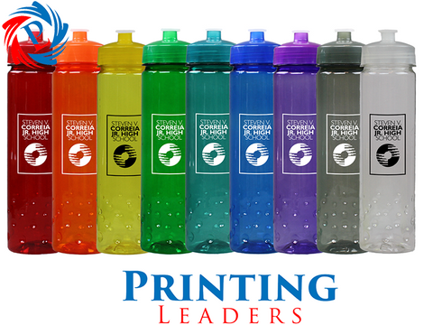 24 Oz. PolySure™ Inspire Bottle - Cheap Custom Printing
