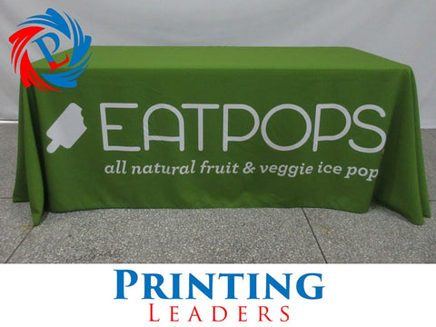 Custom Table Cover - Cheap Custom Printing - 1