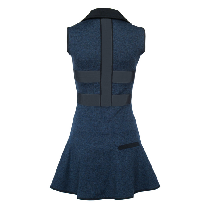 Coming Soon - Align Golf Dress - Heather Navy