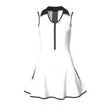 Load image into Gallery viewer, Align Golf Dress - White