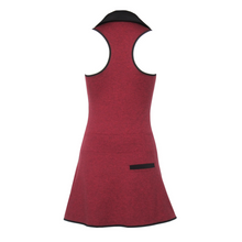 Load image into Gallery viewer, Racerback Golf Dress - Heather Red (XS Only)