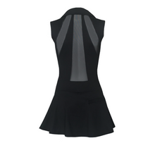Load image into Gallery viewer, Pre Order - Splice Back Golf Dress - Black