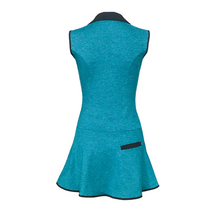 Load image into Gallery viewer, Grace Golf Dress - Heather Turquoise
