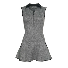 Load image into Gallery viewer, Grace Golf Dress - Heather Grey